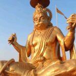 Pitra Parvat Hanuman Temple Indore